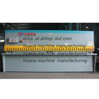 China New Fashion 6*3200mm QC12Y Hydraulic Stainless Steel Swing Beam Shearing Machine for Sale on sale