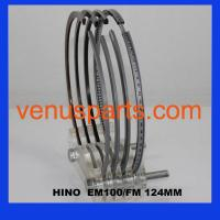 China piston ring for hino EB300(12011-1330,13011-1720,12011-1730A) wholesale