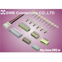 2 Pin Wire Connector Wafer , 1.50mm Pitch Male Wire To Board Connector