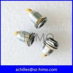 Metal 4 pin female receptacle socket EGG equivalent to Lemo Manufactures