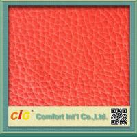 Printed Polyurethane Synthetic Leather 1.37m Width 100gsm-1000gsm Manufactures