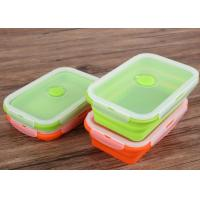 Airtight Freezer Microwave Safe Storage ContainersWaterproof Keep Food Healthy