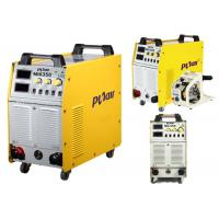High Mechanical Strength Heavy Duty MIG Welder / IGBT Inverter Welder Portable Manufactures