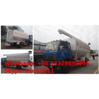 2017s best seller dongfeng 10-12tons livestock and poultry animal feed delivery truck for sale, bulk feed truck for sale Manufactures