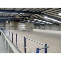 Warehouse Storage Steel Mezzanine Floor Manufactures