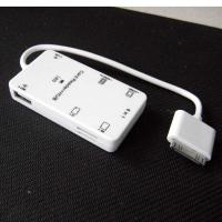 China USB Card Reader + USB Hub COMBO For Apple iPad Series Camera Connection Kit mobile phone accessories on sale