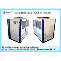 15hp Industrial Water Chiller for Plastic Extrusion Machine Process PVC Pipe with Chilling Water System Manufactures