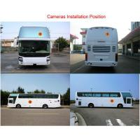 China 2D HD Bus Truck Car Surround Camera System With Driving Video Recording / Super Wide Fish Eye,universal model wholesale