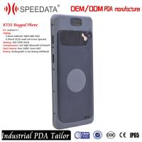 Handheld Android 5.1 Mobile Phone PDA Mobile Device with Rechargeable 6000Mah Battery Manufactures