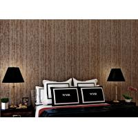 Economical Solid Color Classic Non Woven Wallpaper For Adult Bedroom Manufactures