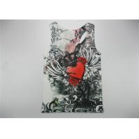 OEM Dark Lady fashion Clothes Transfer Paper with high transfer rate Manufactures