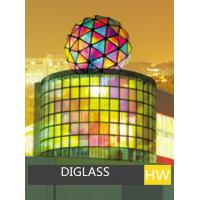 China DIGLASS Dichroic Glass on sale