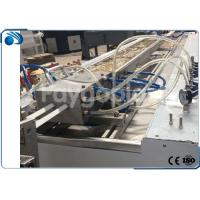 China Pvc Window Profile Extrusion Line , Plastic Profile Extrusion Machine 40-160kg/h on sale