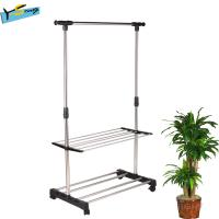 Expandable Drying Rack Folding Metal Clothes Dryer Manufactures