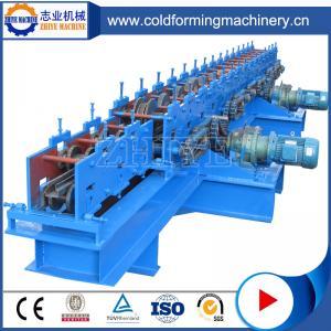 China Steel Storage Rack Shelf Roll Forming Machines on sale