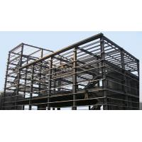 Light Weight Prefabricated Steel Buildings / Steel Structure Workshop Manufactures