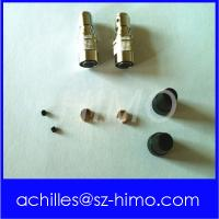high quality 4 pin Hirose connector male and female terminal Manufactures