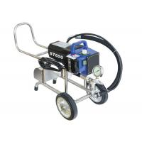 China Small Electric Airless Paint Sprayer , airless spray painting machine for roof , garage on sale