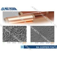 Treated Thin Copper Foil sheet roll / FPC FCCL FPCB pure copper sheet 35um