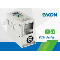 AC To AC Frequency Converter 3 Phase Frequency Inverter 0.75KW 380V ECM Series Manufactures