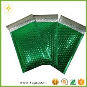 Customized Metallic Foil Bubble Shipping Envelope Manufactures