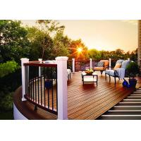 China Outdoor Flooring Strong WPC Composite Decking Light Decking Floor wholesale