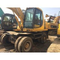Used Komatsu Excavator PW130ES-6 Used Heavy Equipment 15 Ton Manufactures