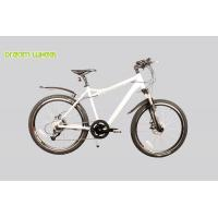 China Pedal Assist High Level Electric Powered Mountain Bike 36v Lithium Battery Hide In Frame Tube wholesale