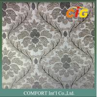 CIGT846 Jacquard Chenille couch upholstery fabric , home decor upholstery fabric for sofas Manufactures