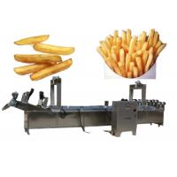 China Customized Durable Potato Chips Machine For Puffed Food 220v/380v/50hz on sale