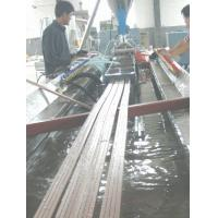 150-300mm PVC Profile Extrusion Machine For Ceiling Board / Doors