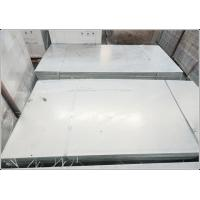 Mild Steel ASTM A36 Hot Rolled Galvanized Steel Sheet for Cutting / Bending
