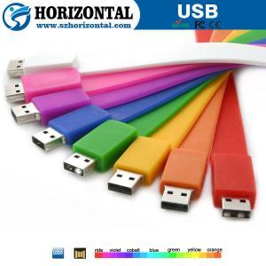 China Bulk Cheap Silicon 8GB USB Flash Drives 4GB Silicon USB Bracelet/Wristband USB on sale