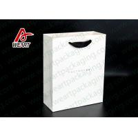 Large Colored Paper Sacks Personalized Imprinted Gift Bags For Business Manufactures