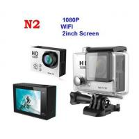 2016 New Arrival N2 2 inch Sports Cam Full HD 1080P Action camera with Wifi remote control Manufactures