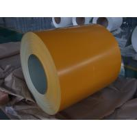 China Corrosion Resistance Prepainted Galvalume Steel Coil AZ60G-275G Anti Finger / Oiled Surface on sale