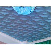 China Suspended Ceiling Decorative 3D Wall Panel Bamboo 3D Wallpaper Waterproof and Beautiful wholesale