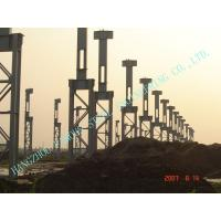 China Wind Resistance Anti-seismic Industry Steel Framed Building With Wide Span wholesale