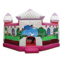 China Bright Inflatable Castles wholesale