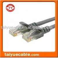 China CAT6 PATCH CORD wholesale