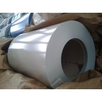 China DX51D+AZ GL AZ80g Prepainted Galvalume Steel Coil White Blue For Metal Roof on sale
