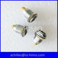 lemo 5 6 7 8 9 10 pin cross connector male terminal Manufactures