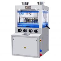 Multi - Function Rotary Tablet Press Machine For Foodstuff Industriy