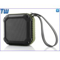 Unique Rugged Square Design Portable Wireless Speaker Waterproof Manufactures