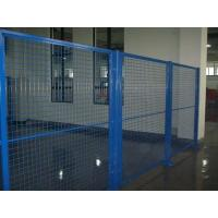 wire mesh fence,garden fence,custom galvanized and PVC coated garden fencing Manufactures