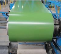China Z90 galvanized ppgi prepainted steel sheets on sale