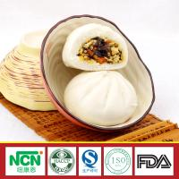 China frozen vegetable stuffed bun with carrot and fungus wholesale