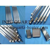 China Far infrared quartz heater tube and elements wholesale