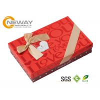 Printed Packaging Boxes , Good Quality Custom Printed Gift Chocolate Boxes Manufactures