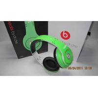 China Beats by Dr.Dre Green Limited Edition Studio Headphone wholesale